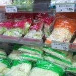 次亜塩素酸ナトリウムで洗浄するカット野菜はそもそもダメ